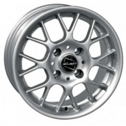 Диск Stilauto Racing 5.5x13/4х114.3 ET42 D67 Серебро